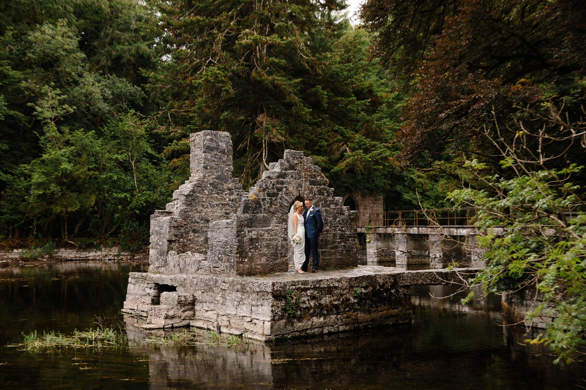 Vanessa & Gerard // The Lodge at Ashford Castle