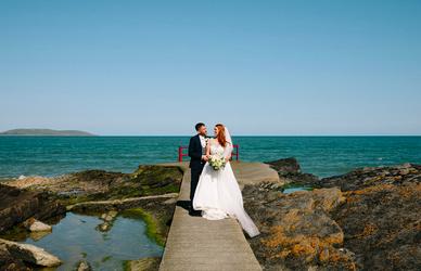 Laura & Eamonn // Portmarnock