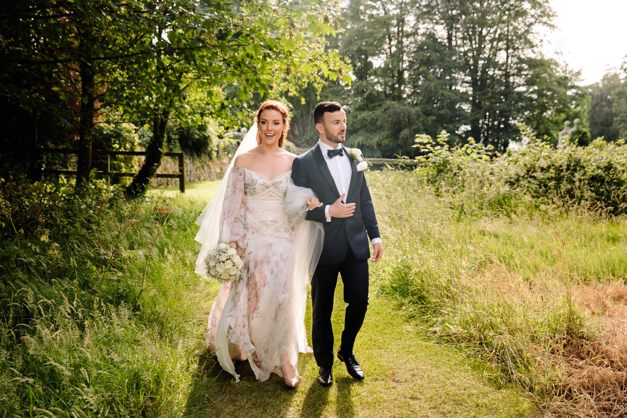 Amy & Macdara // Waterford Castle