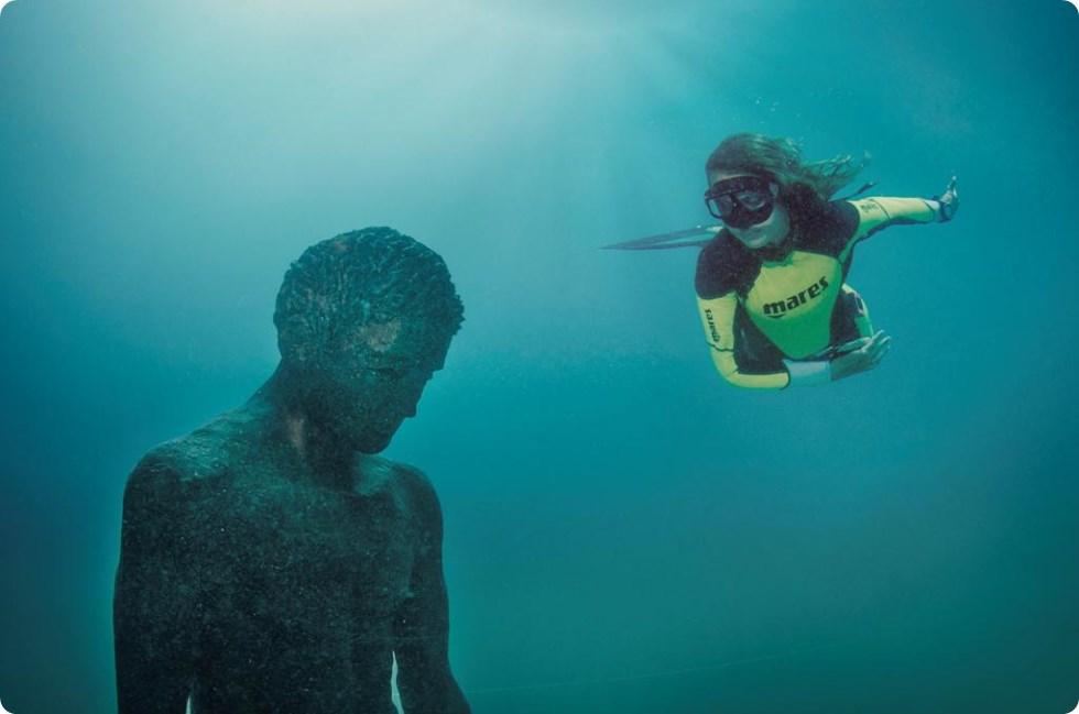 Potapljanje na otoku Mali Losinj