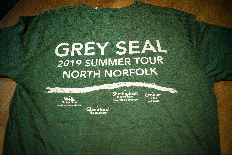 Summer Tour Shirt Gsc