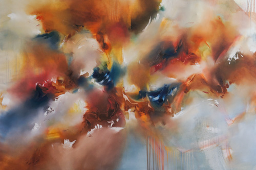 LOVERS PLAYGROUND oil on canvas 122 x 175cm $4 400.jpg