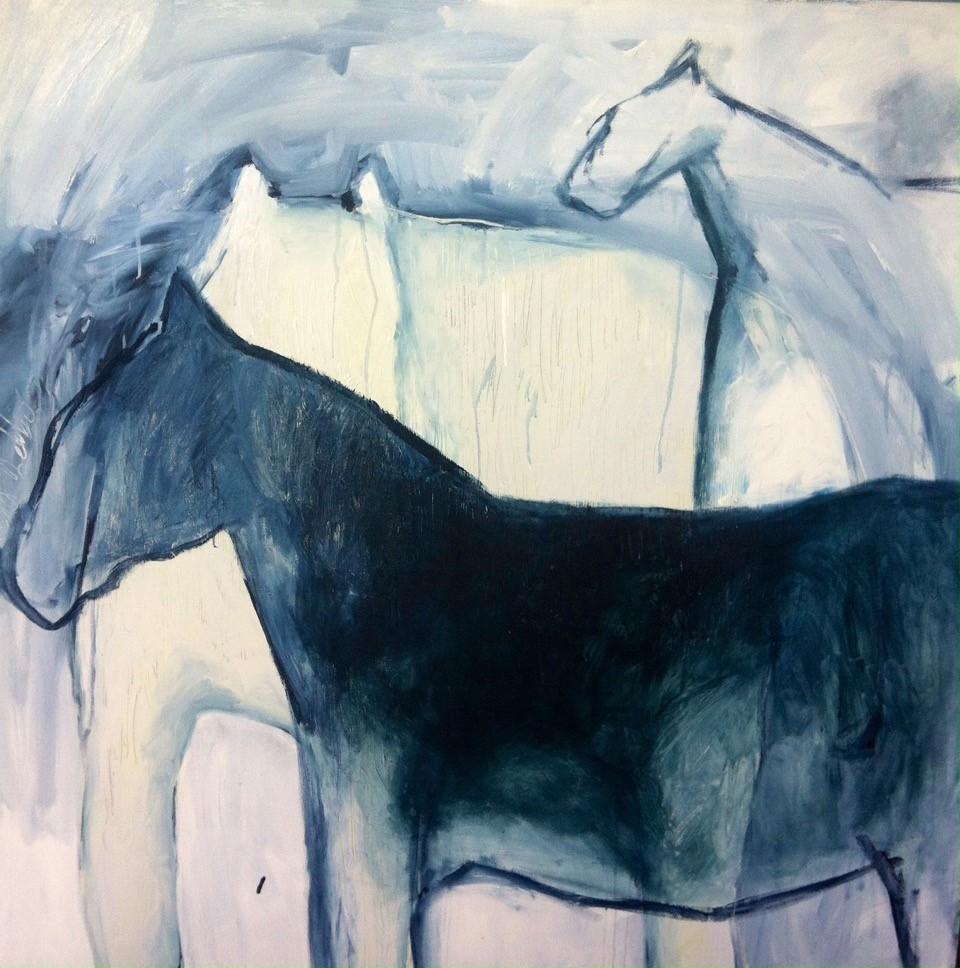 HORSES by Kate Debbo