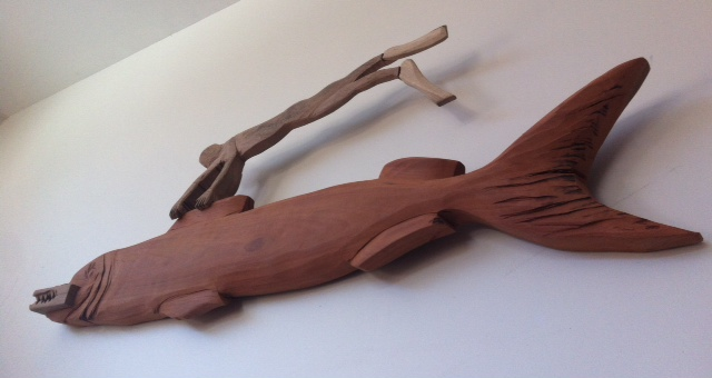 FISHING (Barracuda) by Anthony Debbo