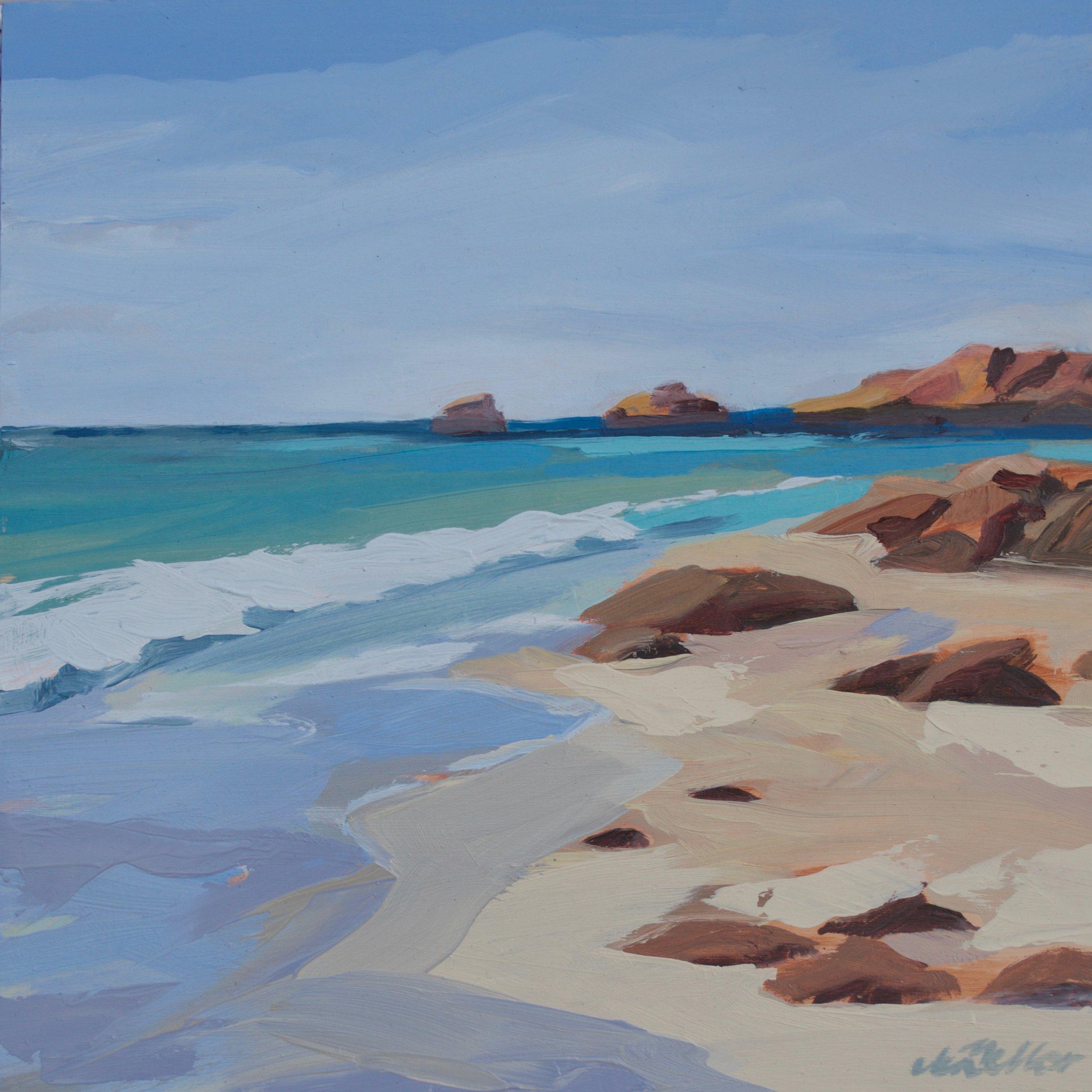 Meelup Beach by Jen Mellor