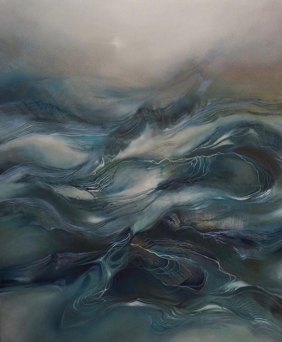 BOMBORA by Alice LInford Forte