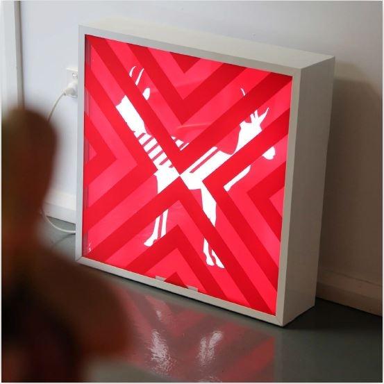 DEER LIGHT BOX