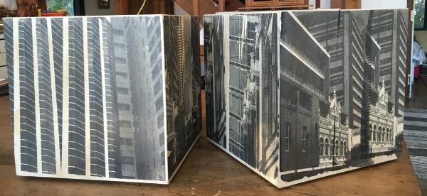 CITY BLOCKS/BEDSIDE TABLES