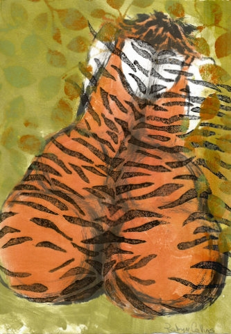 TIGER IN A CAT SUIT