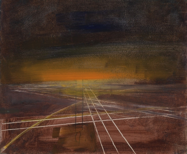 LANDING #2 by Ken Wadrop
