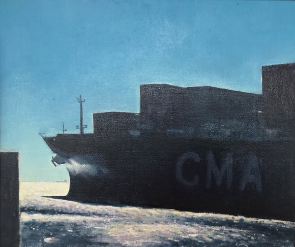 IMPORTS, EXPORTS by Jon Challen