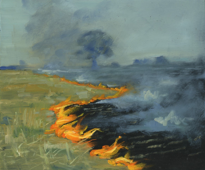 STUBBLE BURN # 1