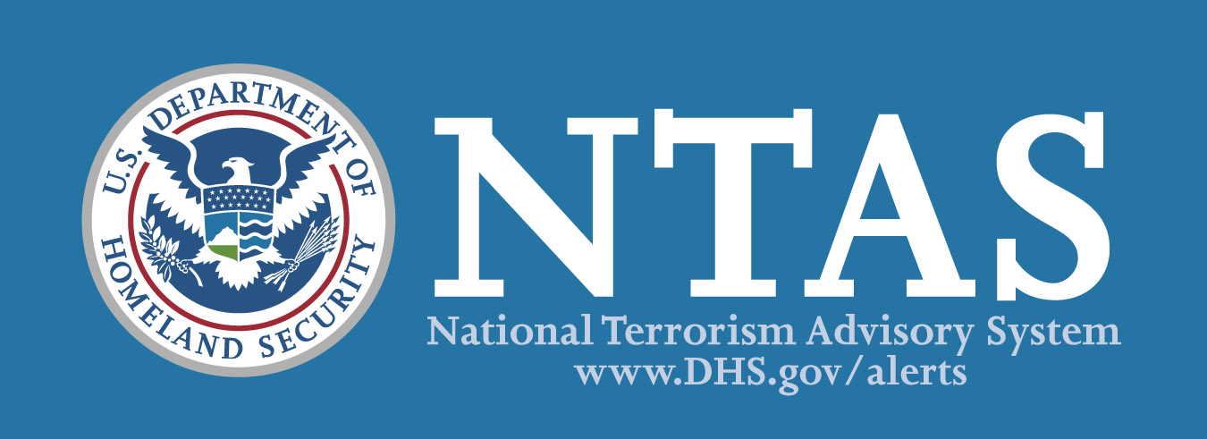 Click to access the DHS National Terrorism Advisory System website.