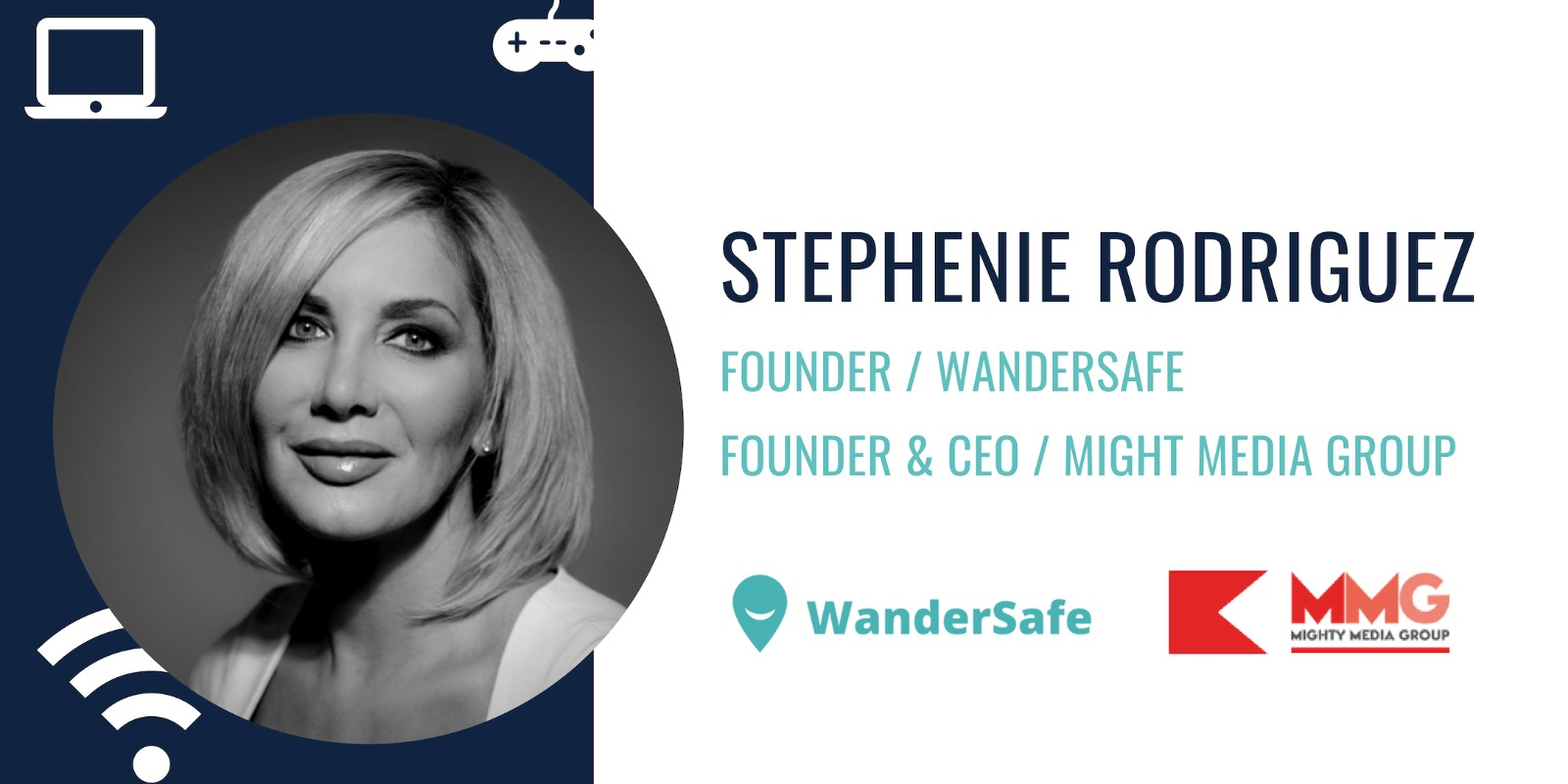 Stephenie is an award-winning serial entrepreneur, female founder, and she is passionate about personal safety. With more than 25 years in technology and more than 55 countries visited, Ms. Rodriguez is renown for her work in the travel sector working with big brands including Club Med, Sydney Airport, Cebu Pacific Air, and Accolade Wines as a digital transformation solution architect. In 2016, she founded JOZU for WOMEN Inc, and in 2017, launched WanderSafe.com with a mission of positively impacting 1 billion lives by 2025 and reducing human trafficking and illicit crimes. Partnered with CrimeStoppers International, Airline Ambassadors and other NGOs addressing this growing epidemic, Ms. Rodriguez launched Beacon by WanderSafe, an IoT safety ecosystem in Cannes in October 2018. Connect with her on social media @DigitalGodess.