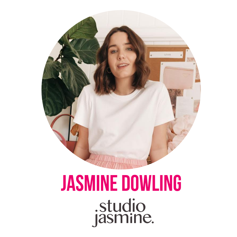 Jasmine Dowling is a letterer/graphic designer/blogger from Brisbane, Australia. In 2012 she began doing both personal design projects & commissioned work for clients. She has truly made her passion a full time gig by creating full time with clients that have included IMG Models, Nike Australia, David Jones, Max & Co & Hallmark.  Expressing her love for fashion & design through her self-titled blog & social media, Jasmine prioritises her personal taste & talent through her posts. Early 2014, her online store launched selling her art print collections. Now Jasmine's days consist of coffee, postal runs, ink covered hands, shooting, styling and editing away in her home studio.