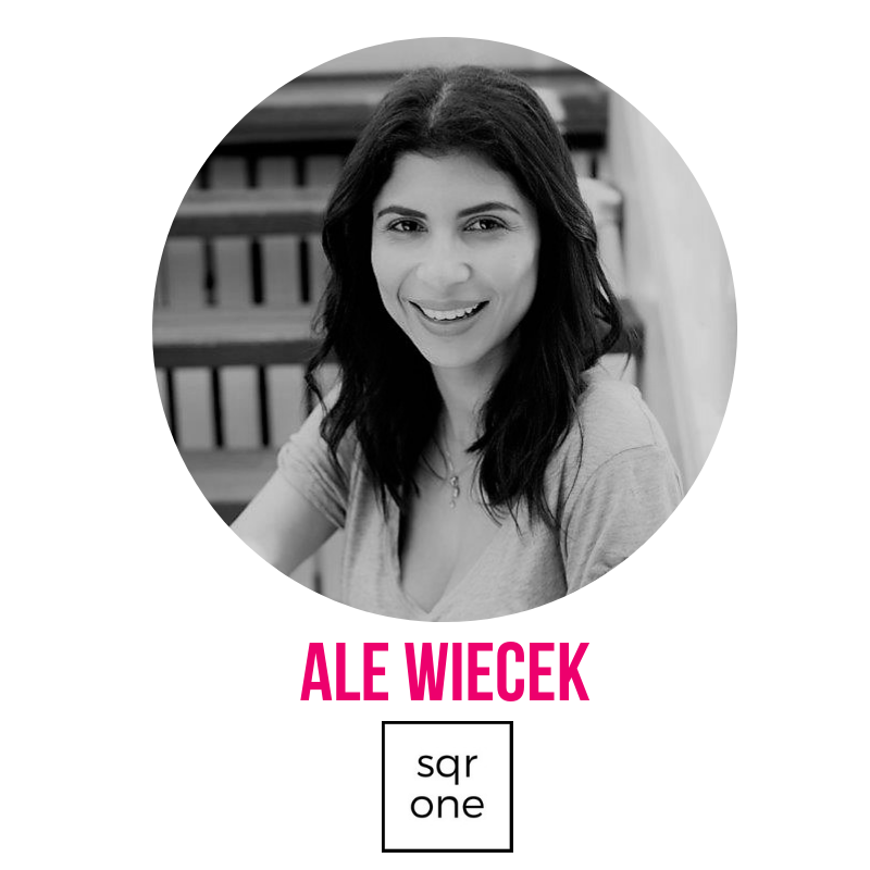 Ale Wiecek, Founder and Chief Empathy Officer at Sqr One, is passionate about Human Centred Design, Design Thinking and Customer Experience Design. Digital Transformation and User Experience has been a vital part of Ale's 17 years' experience working for multinational organisations across 3 continents. Now as the Founder and Chief Empathy Officer at Sqr One, Ale is on a mission to bring to Brisbane and Queensland, her expertise on topics such as Empathy, Customer and User Experience Mapping, Digital Transformation, and Design Thinking to small and large businesses and organisations. Ale loves blue, working out (she is one of those lady warriors at the gym, naps, a good book, music (Despacito of course), French movies, hot dogs, mental care advocate, travel and making her bed. She is a mum of two, a wife to one lovely husband and spending time with her little family (manic, stressful and adorable all at the same time) is all she wants.