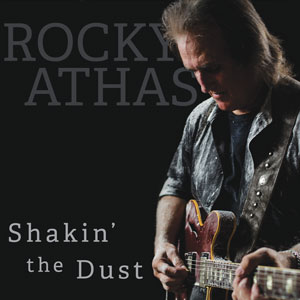 2017  Rocky Athas|   Shakin' The Dust