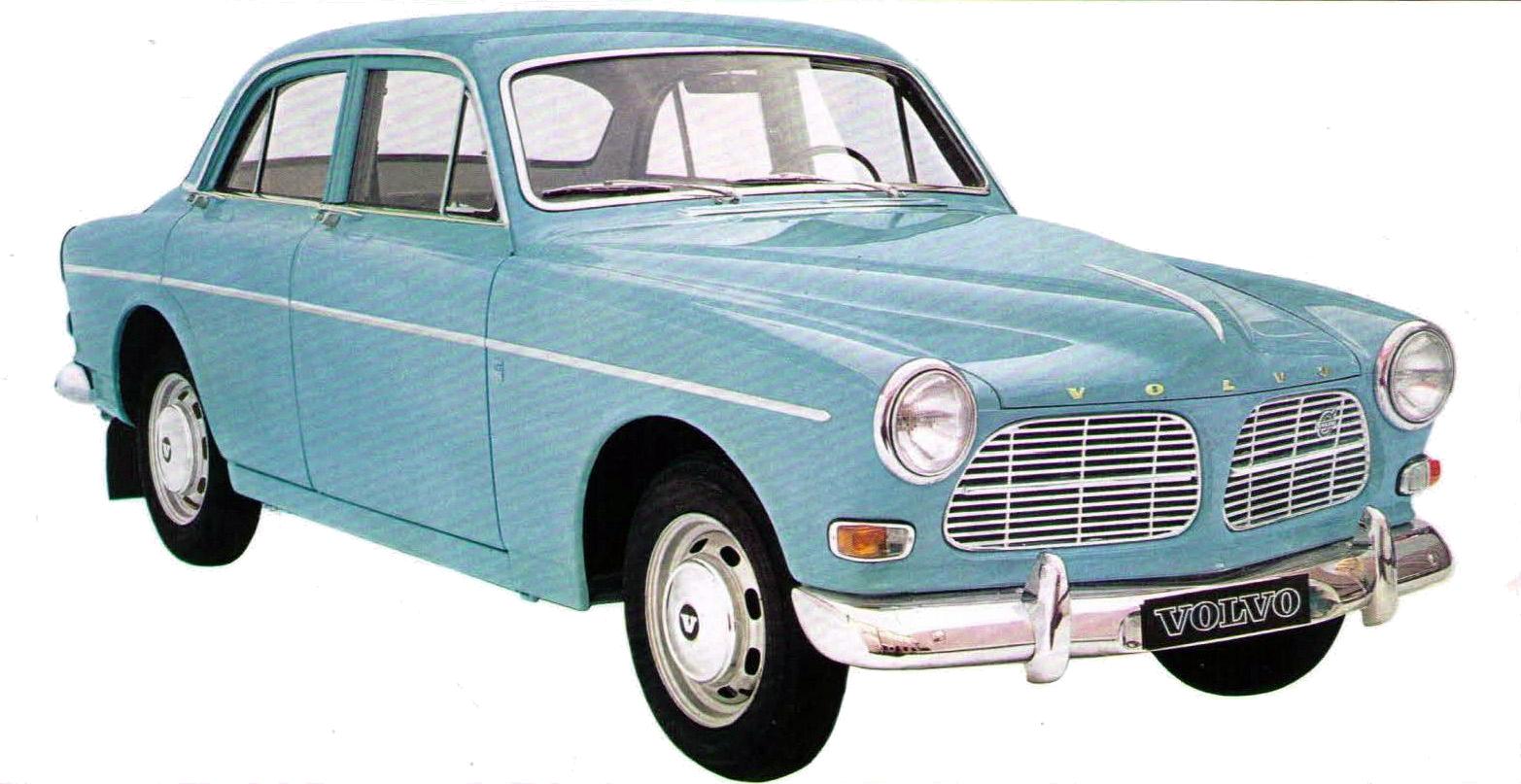 Volvo Amazon varen fin bil men kan ikke komposteres. Ingen bilmerker kan det, selv ikke Tesla.