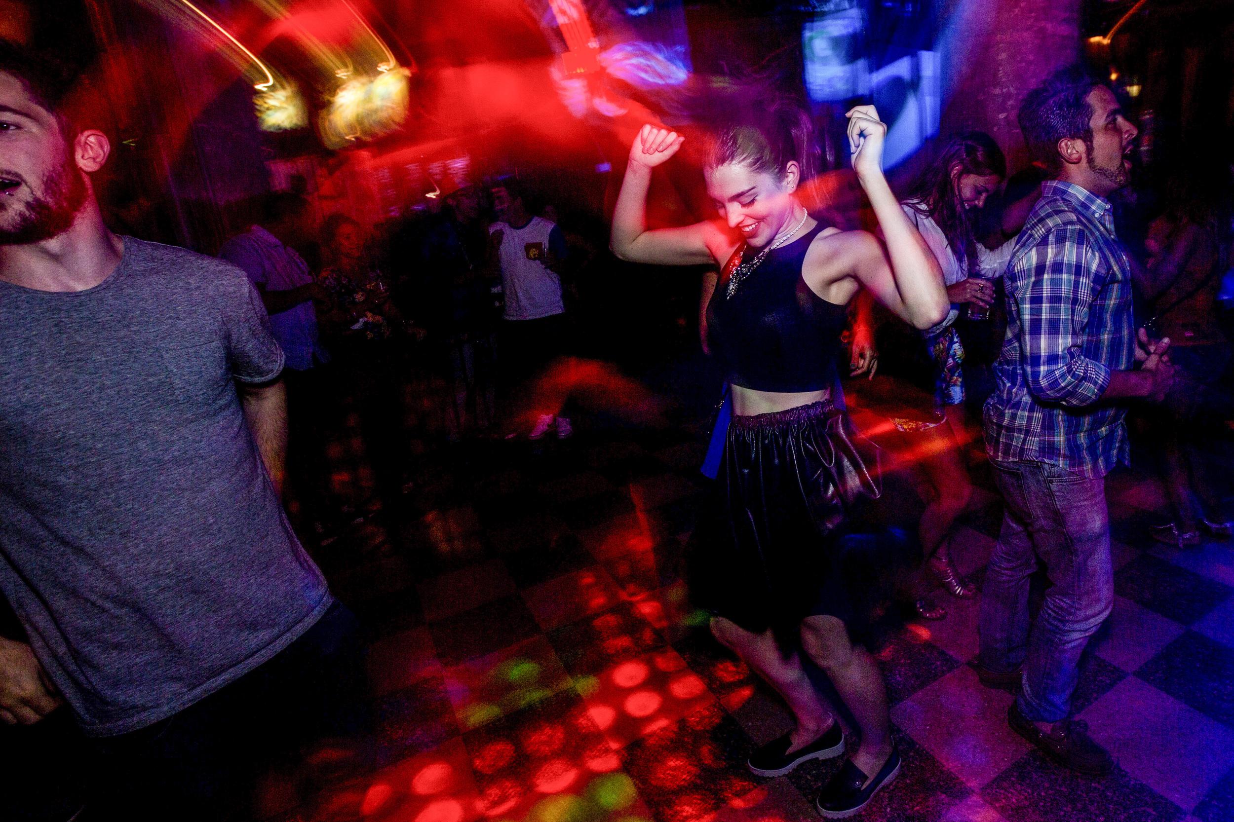 """Dancer"" at Armada Fania"