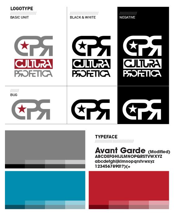Logo & Color Palette