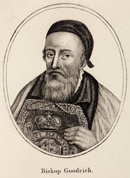 Thomas Goodrich (or Goodricke)