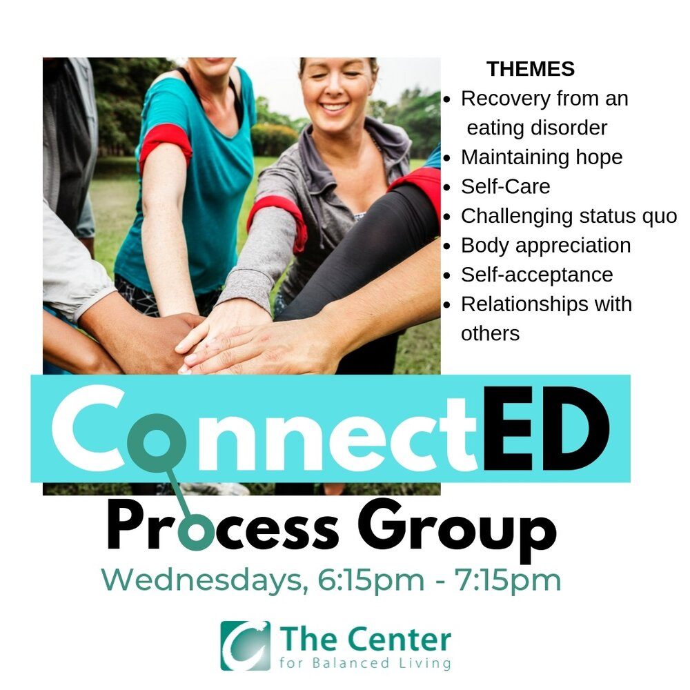 ConnectED - Wednesdays 6:15pm