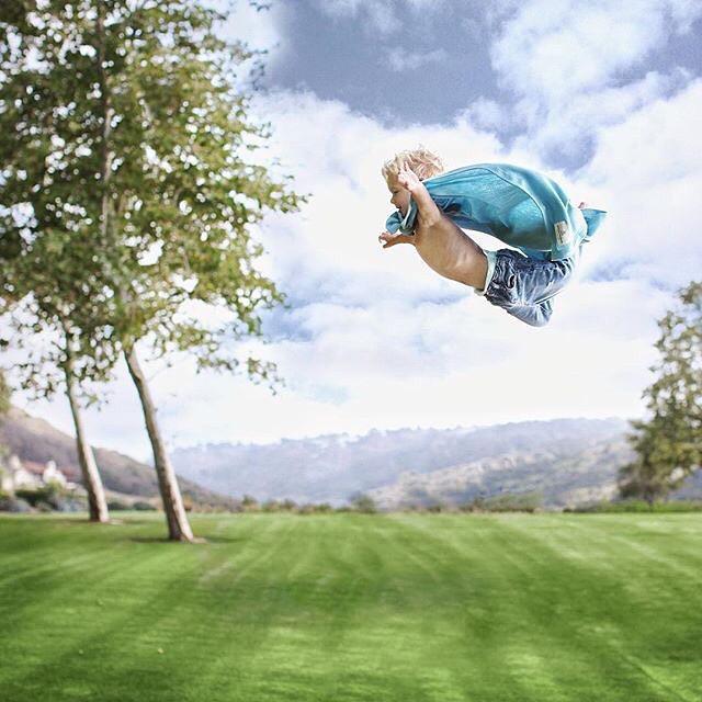 Imagination taking flight...                             (Photo Courtesy of  @imoments .)
