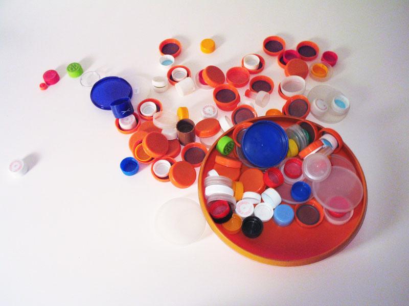 Round Plastic Things
