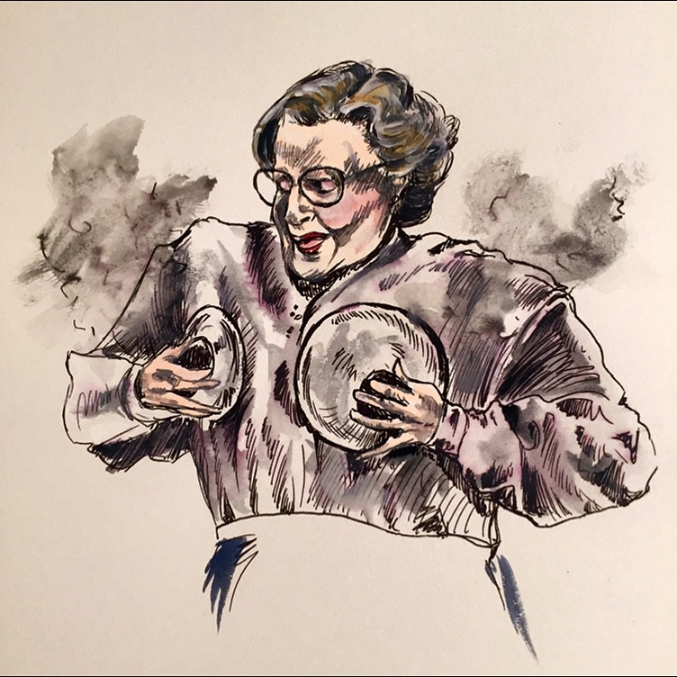 """Mrs. Doubtfire"" ('93)"