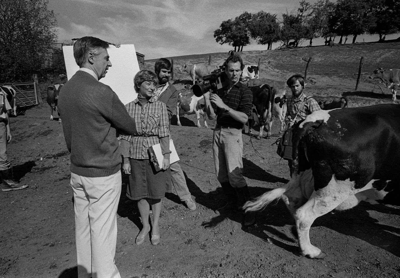 Mr. Rogers Cow Run