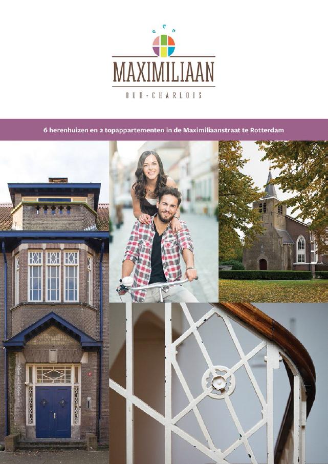 Verkoop Brochure MAXIMILIAAN