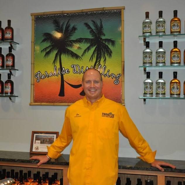 Dr. Joe Berger, head dreamer, hopes to bring Paradise to you.