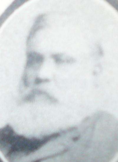 Joseph A. Rhomberg, Dubuque's first distiller.