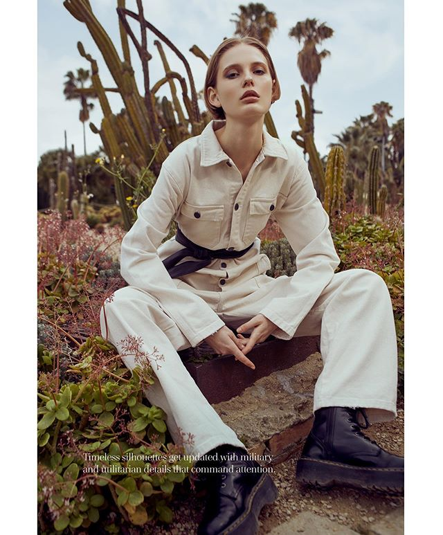 'Heavy Duty' #fashioneditorial in the latest print issue of @glamour_sa , had a blast working with this team! 👍🏻 Photographer @zhiffyphotography , makeup and hair by me using @marcjacobsbeauty @labelmuk , styling @roxdelgadostyle , model @lizakryskina from @blowmodels . . #fashionphotography #utilitarian #editorial #makeupartist #editorialmakeup #makeupbarcelona