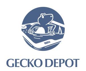 Logo Gecko Depot