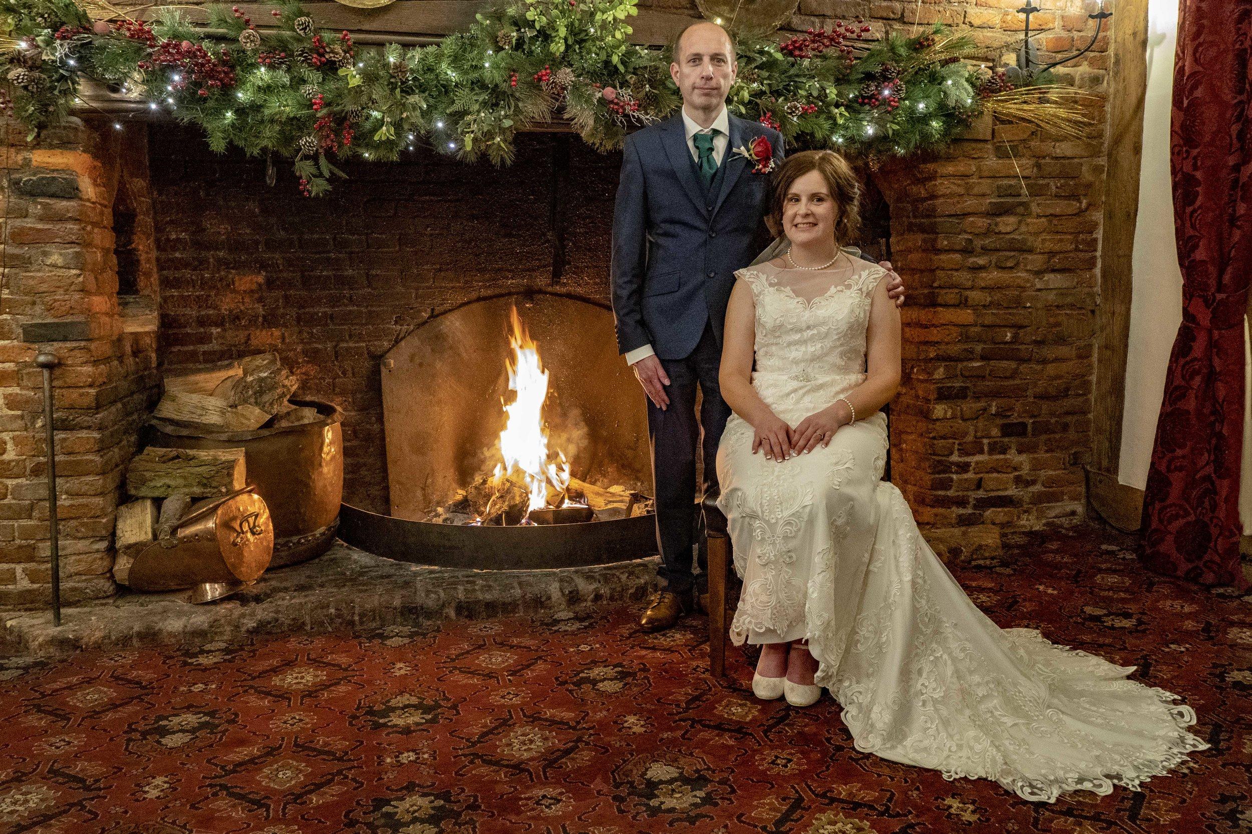 Johnathan and Laura -
