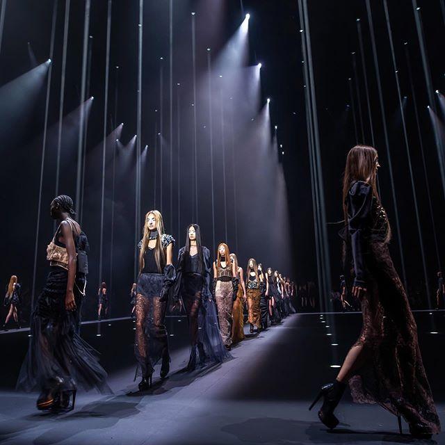 Vera Wang fashion show Spring/Summer 2020