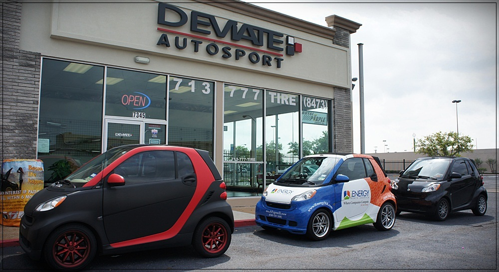 Smart cars need Smart wraps