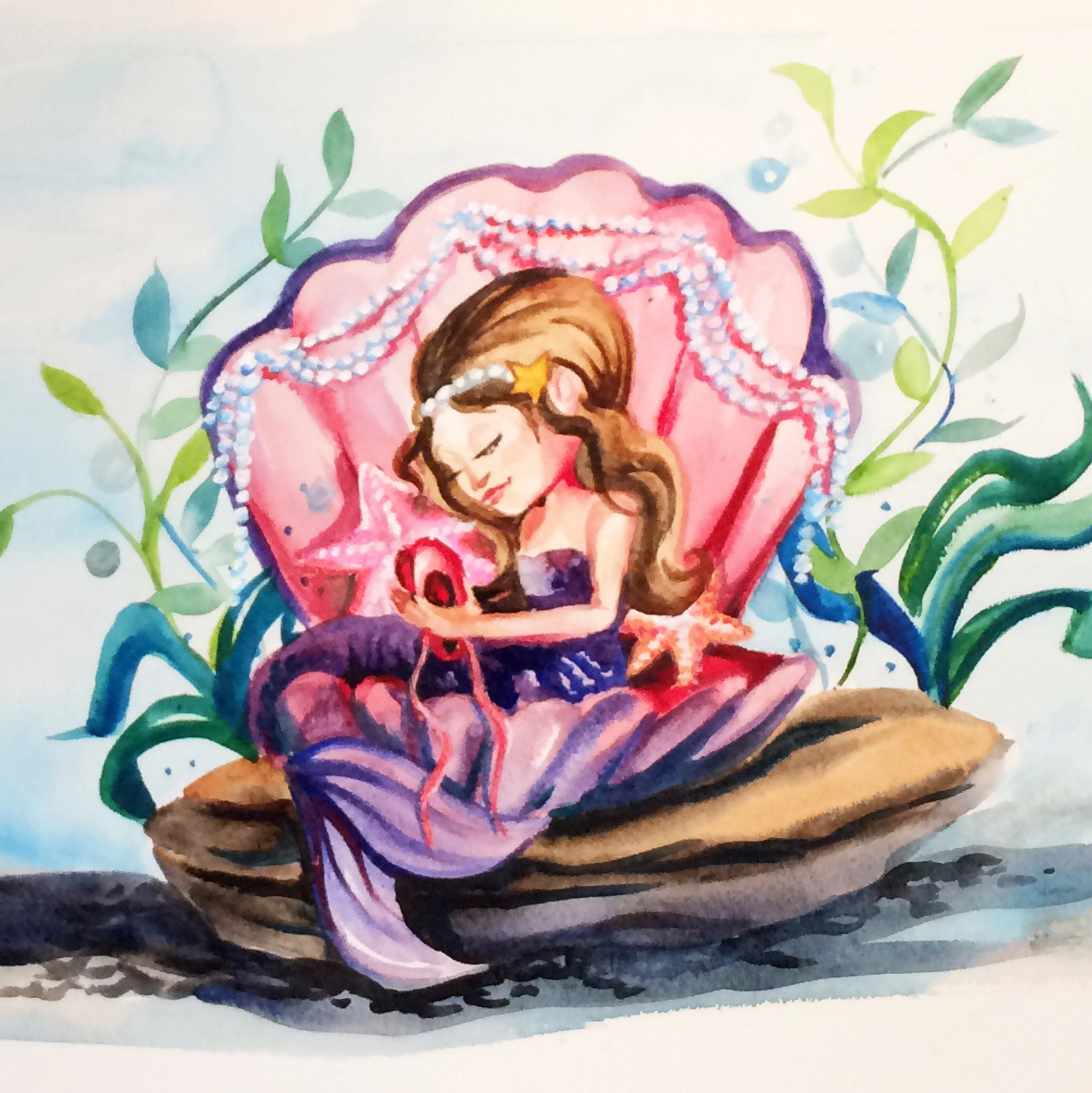Children's Book Illustration, 2016