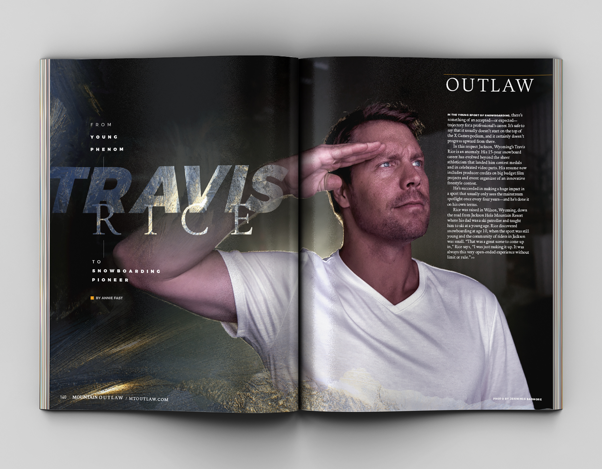 Travis Rice Feature