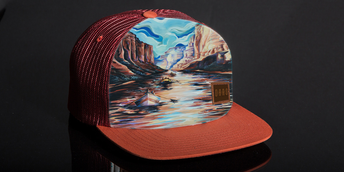 O.A.R.S. Whitewater Trucker
