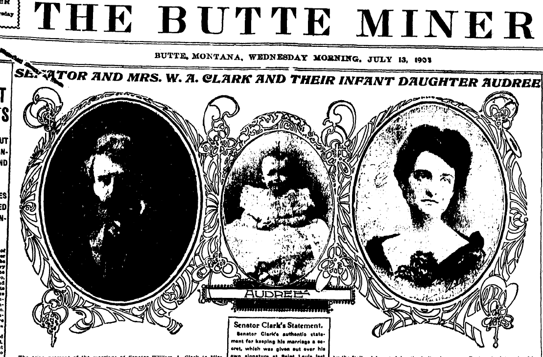 The Butte Miner, EmptyMansionsBook.com