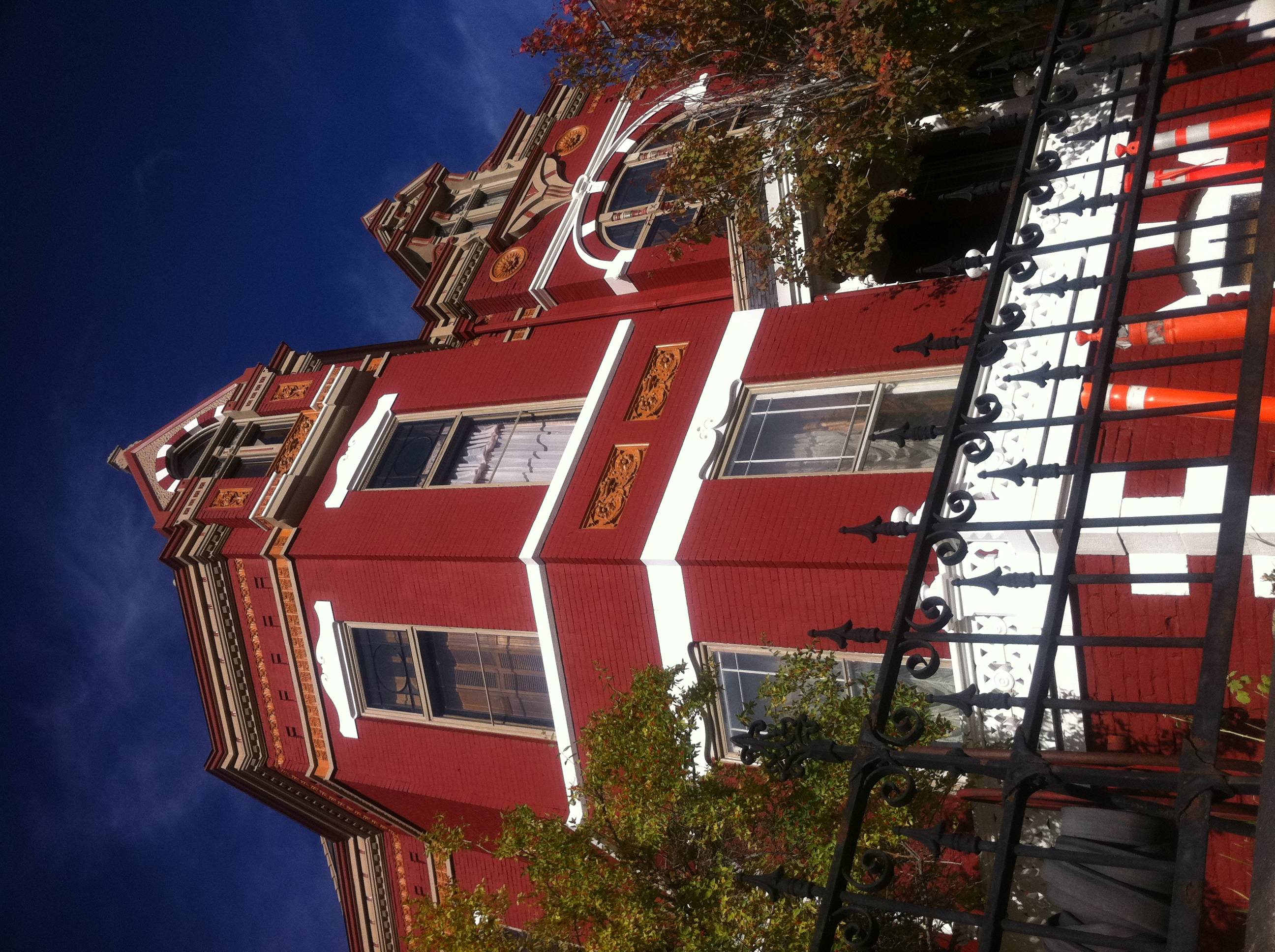 The Copper King Mansion, the W.A. Clark home in Butte, Montana. Built 1884-1888. c. Bill Dedman