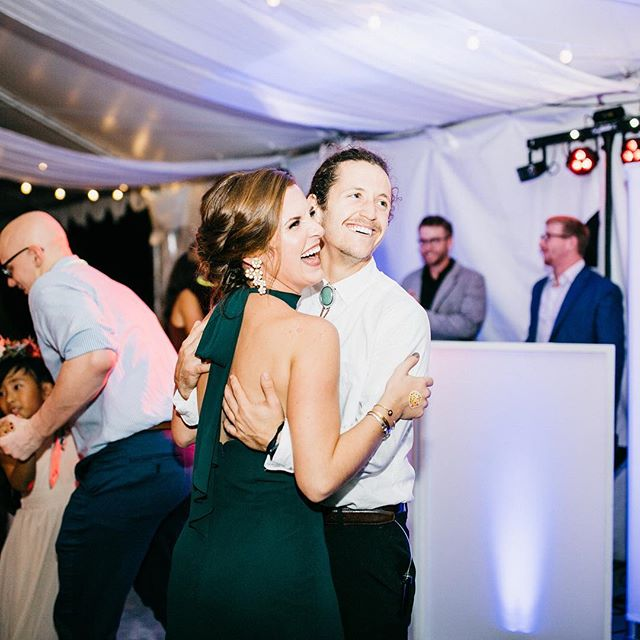 Dance floor vibes. 💃🕺 📸: Kailey Watson . . . #ozarkweddings #dj #eventhost #dancefloorvibes