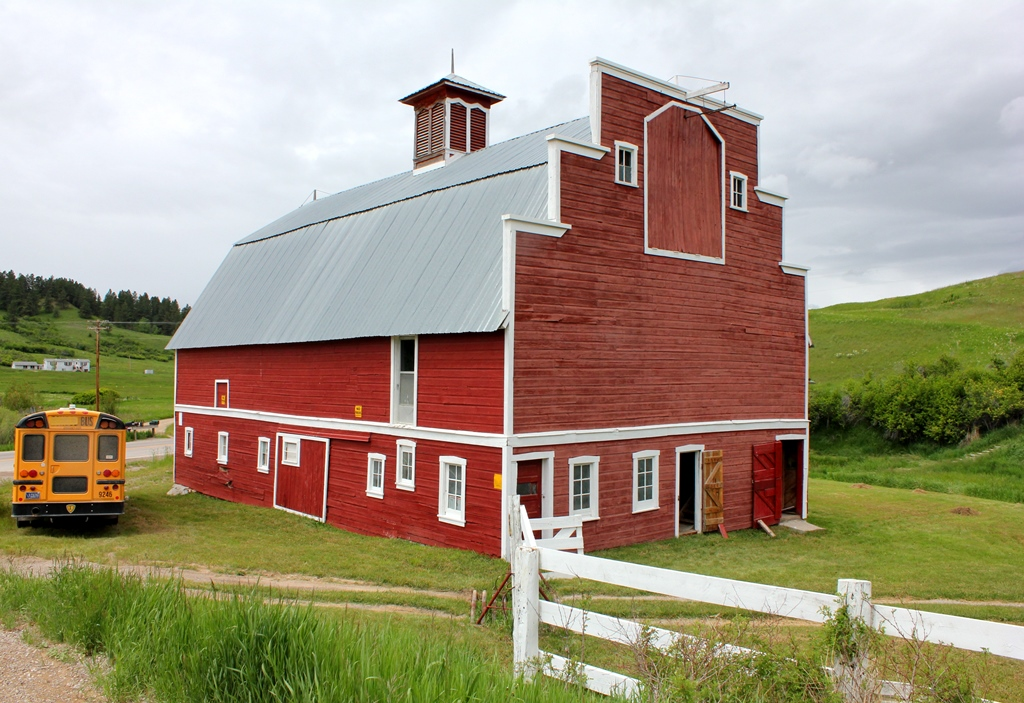 Heath/Cripps Barn