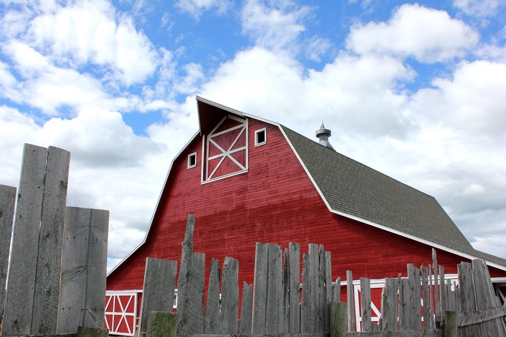"Naylor/Merrill ""Big"" Barn"