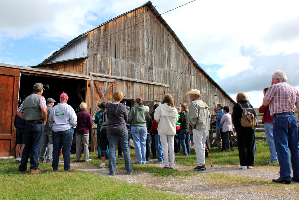 Smith Barn near Moore