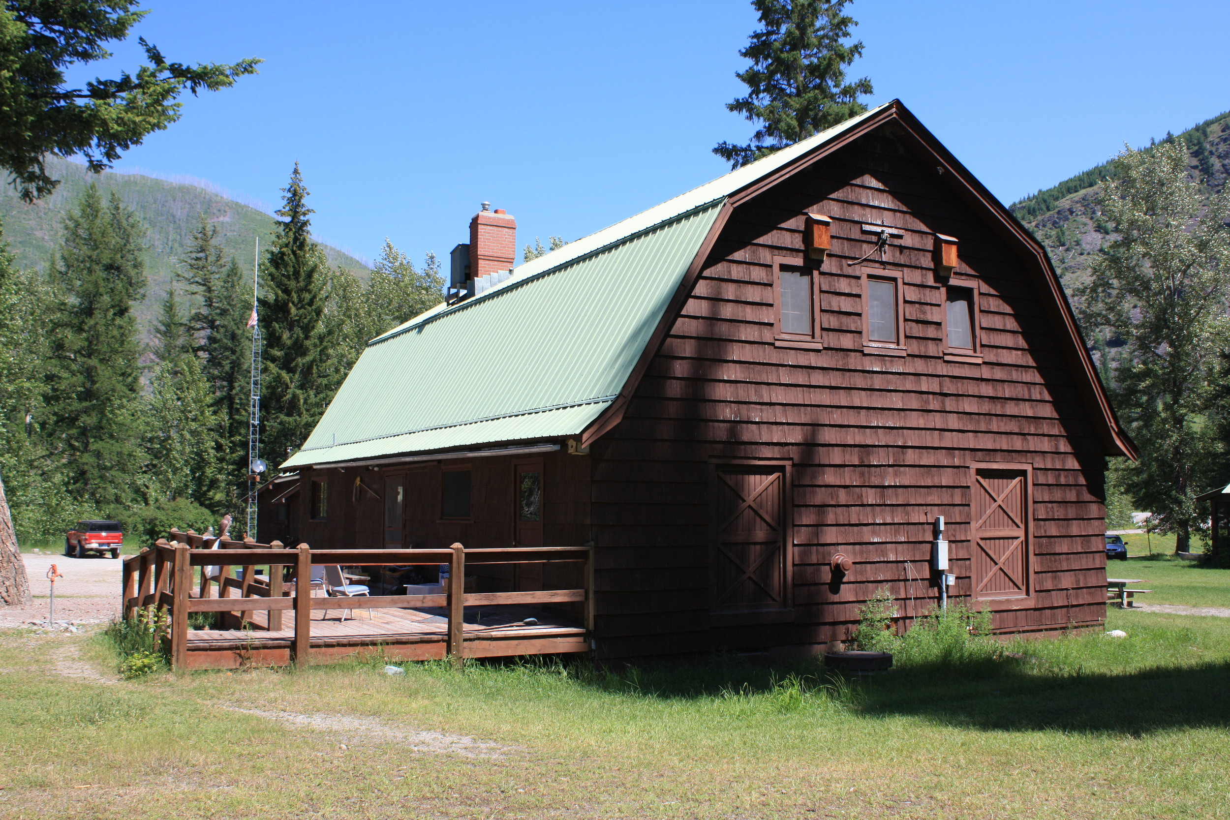 Big Creek Ranger Station