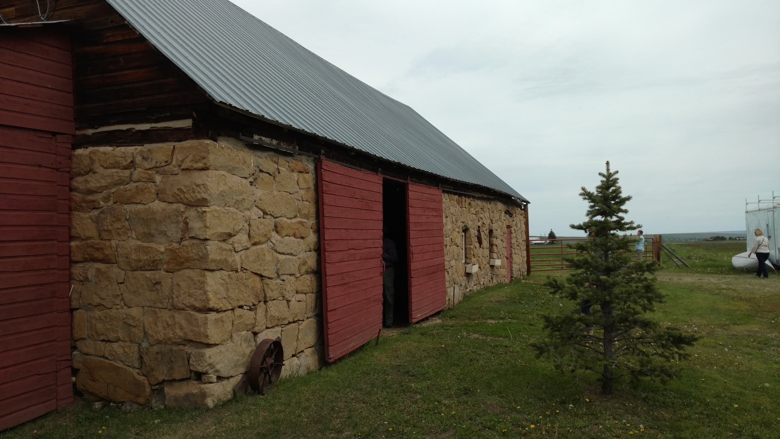 The Kero Farmstead is an excellent intact example of an early area farmstead built by Finnish immigrants.
