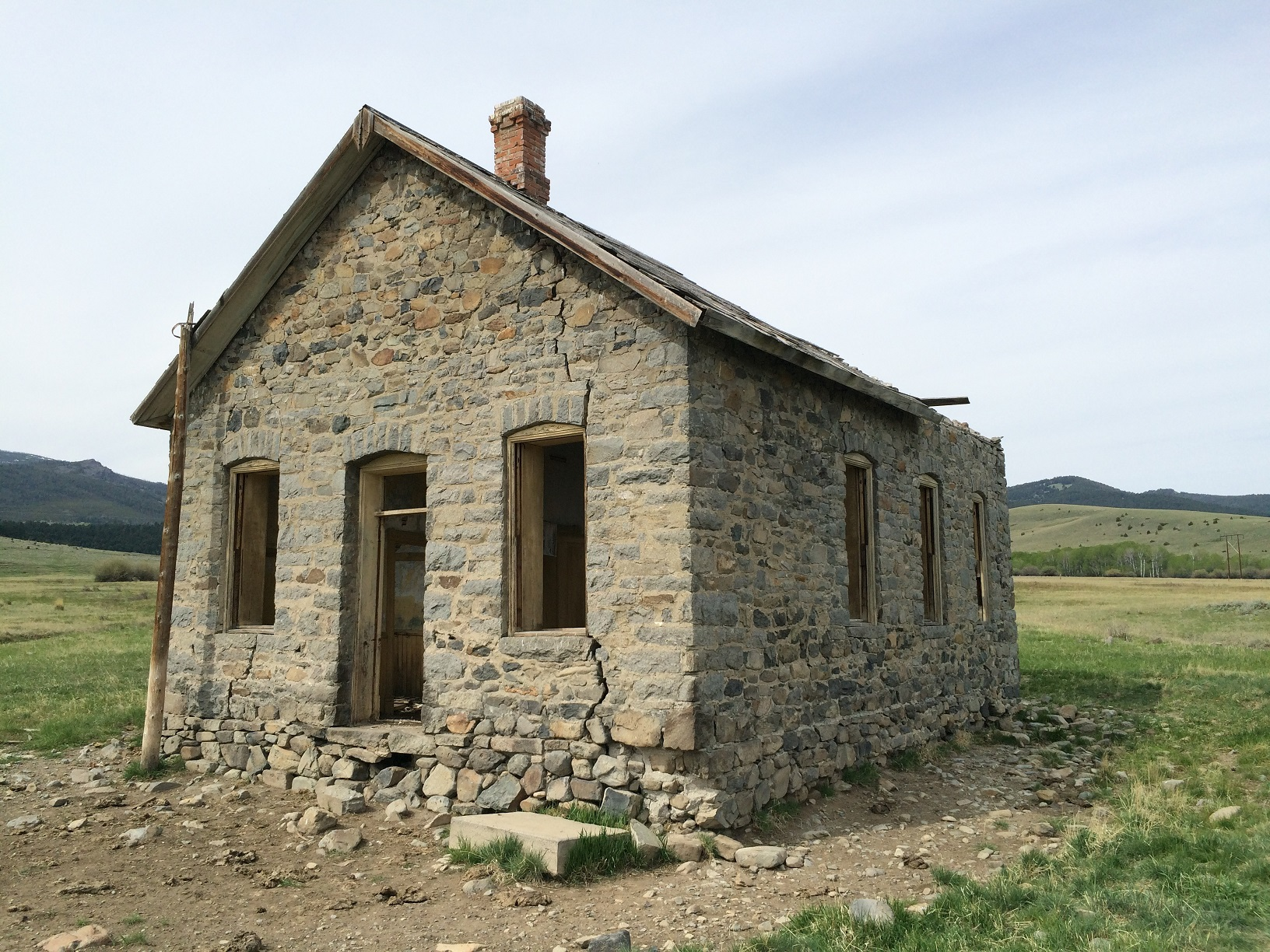 The Placer School near Winston will be used as one of our workshop case studies. It was featured in Charlotte Caldwell's book,   Visions & Voices: Montana's One-Room Schoolhouses   in 2013.